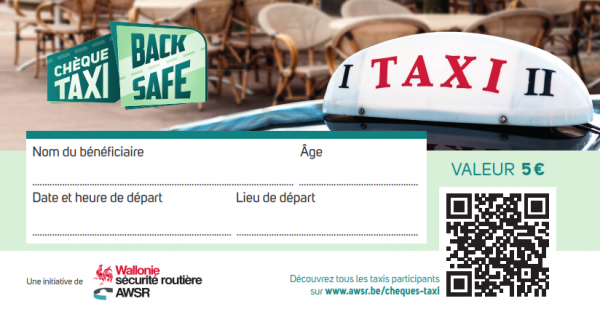 Capture Cheque Taxi