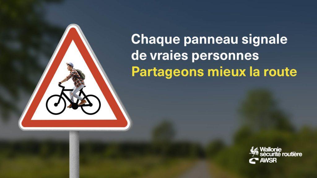 Partageons Mieux La Route Pour La Securite De Tous Cycliste