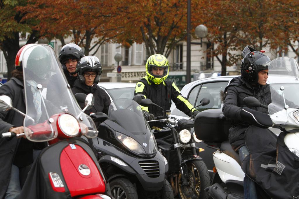 Page Moto équipement