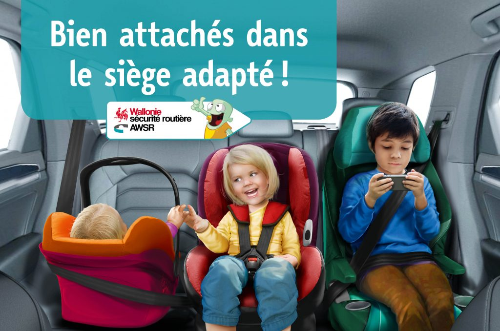Campagne Siège auto 2019 FR