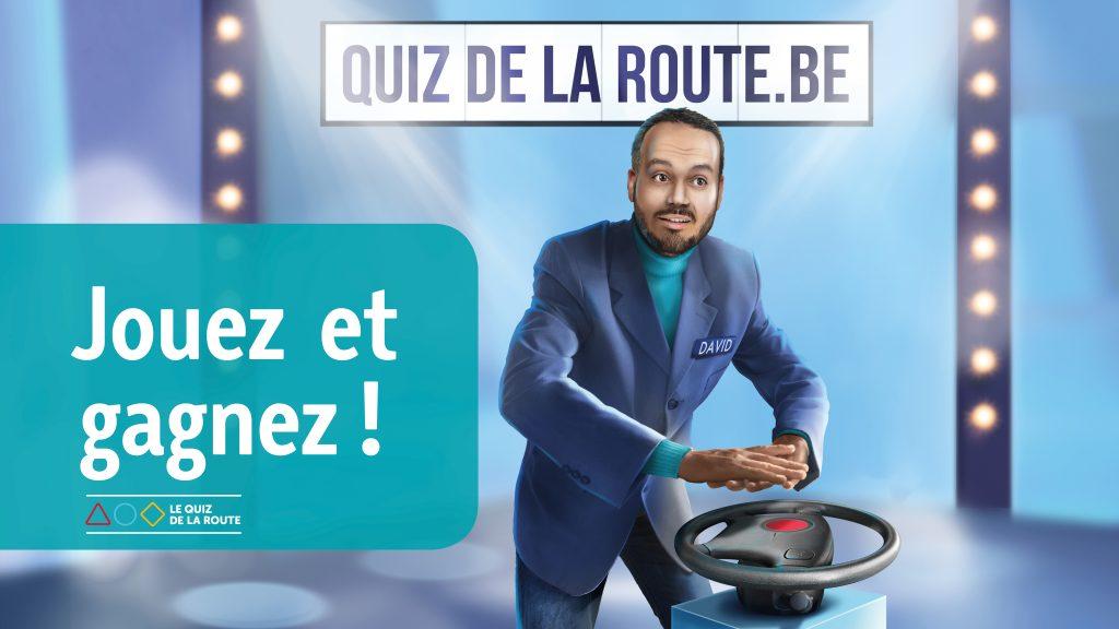 Affiche Quiz De La Route 2018
