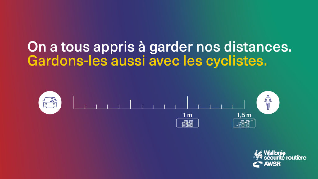 Partage De La Route Distance