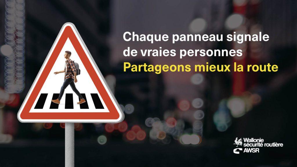Partageons Mieux La Route Pour La Securite De Tous
