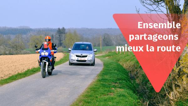 Ensemble Partageons Mieux La Route Moto Site 1920 X 1080